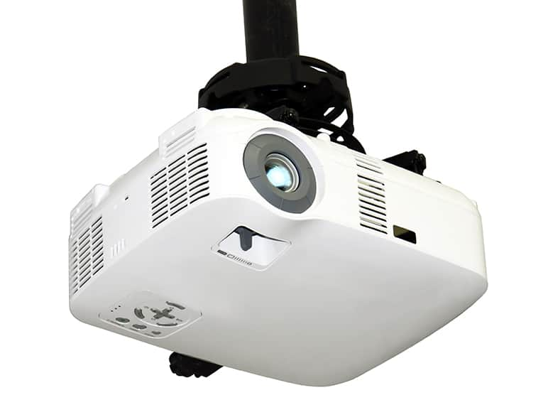 projector ceiling mounted